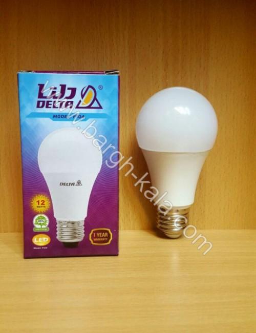 لامپ کم مصرف LED حبابی ۱۲ وات