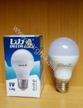 لامپ کم مصرف LED حبابی ۱۷ وات