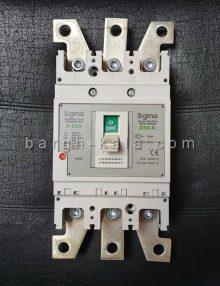شمش کمکی کلید اتوماتیک 250A