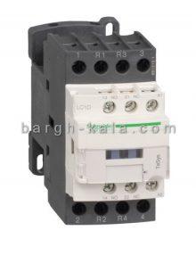 کنتاکتور اشنایدر الکتریک 40 آمپر 4 پل 220 ولت AC با 2NO+2NC